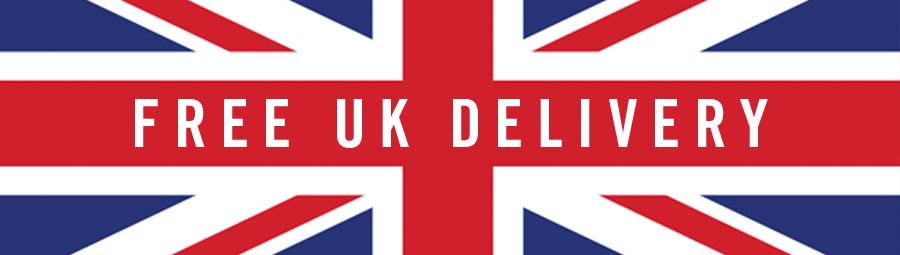 Free UK Delivery On All Orders - No Minimum Spend Required