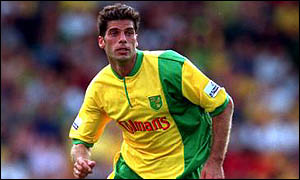 Gaetano Giallanza Norwich City