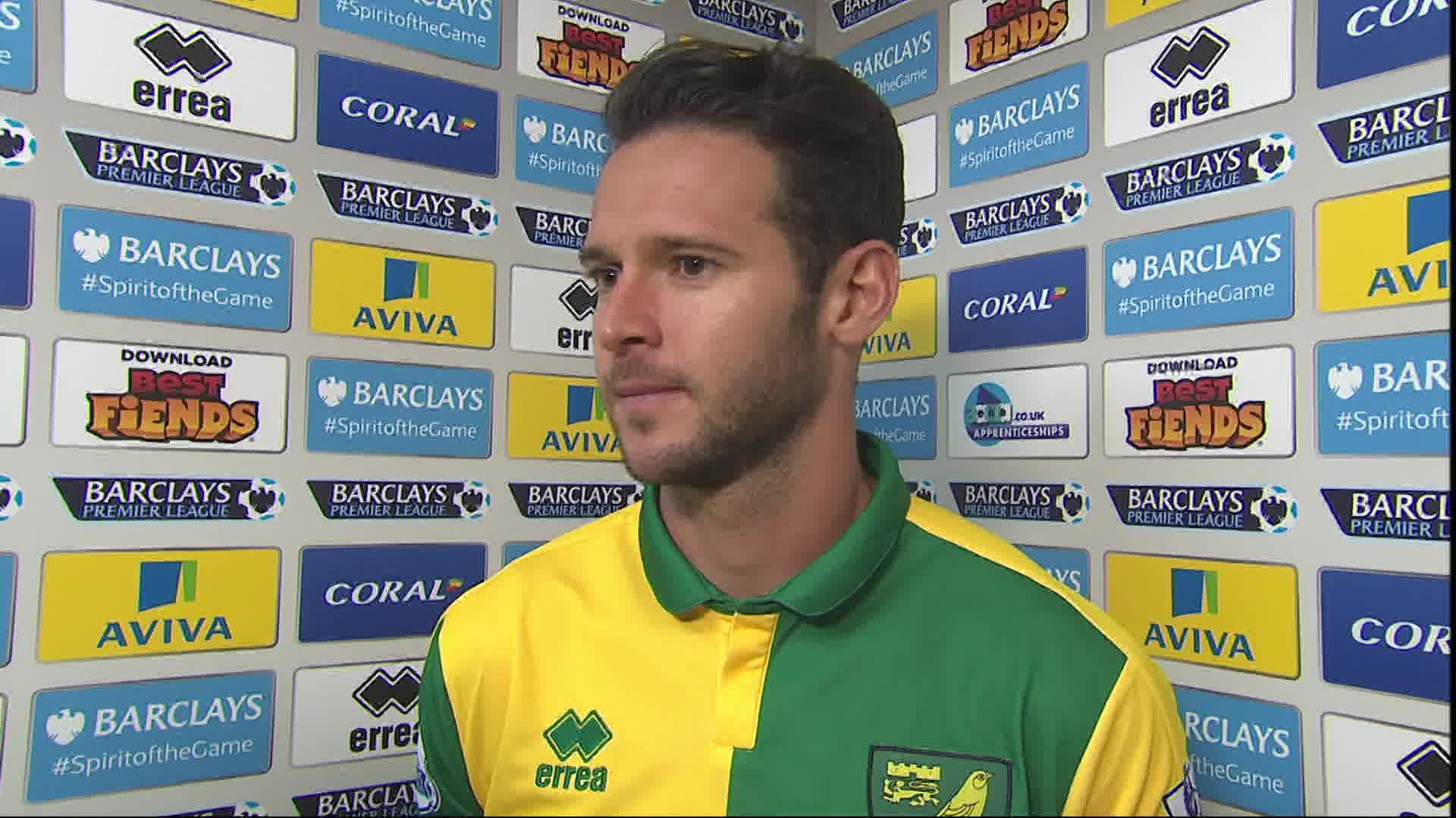 Norwich City Rumoured New Permanent Signing Matt Jarvis